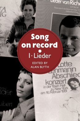 Song on Record: Volume 1, Lieder