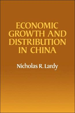 Economic Growth and Distribution in China