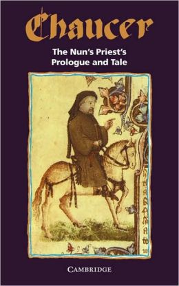 the nuns priests tale essay Free essay: summary and analysis of the nun's priest's tale (the canterbury  tales) prologue to the nun's priest's tale: the knight interrupts the monk's.