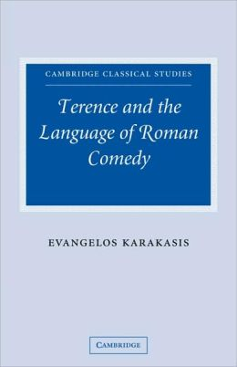 Terence and the Language of Roman Comedy