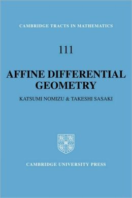 Affine Differential Geometry: Geometry of Affine Immersions