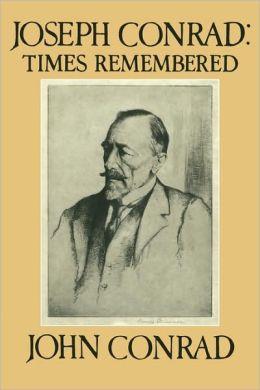 Joseph Conrad: Times Remembered: 'Ojciec Jest Tutaj'