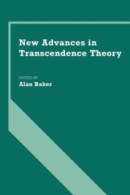 New Advances in Transcendence Theory