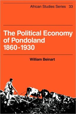 The Political Economy of Pondoland, 1860-1930