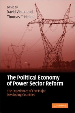 The Political Economy of Power Sector Reform: The Experiences of Five Major Developing Countries