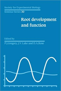 SEBS 30 Root Development and Function