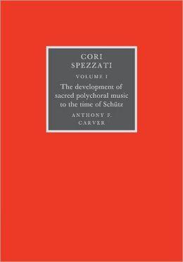 Cori Spezzati (2 Volume Paperback Set)
