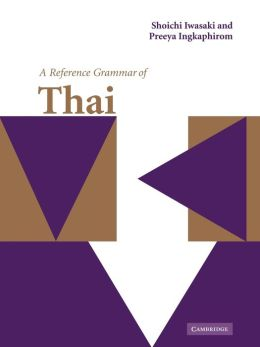 A Reference Grammar of Thai