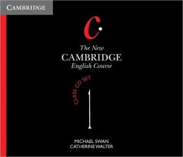 The New Cambridge English Course Level 1 Class Audio CDs (4)