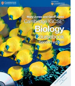 Cambridge IGCSE Biology Coursebook with CD-ROM