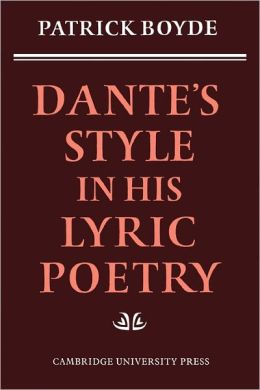 Dante's Style in his Lyric Poetry