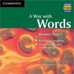A Way with Words Resource Pack Lower-Intermediate to Intermediate Audio CD