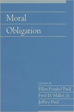 Moral Obligation: Volume 27, Part 2