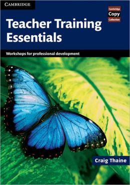 Teacher Training Essentials: Workshops for Professional Development