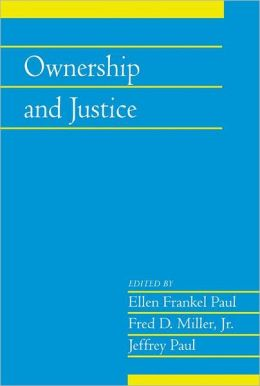 Ownership and Justice: Volume 27, Part 1