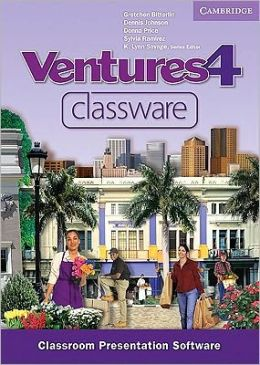 Ventures Level 4 Classware