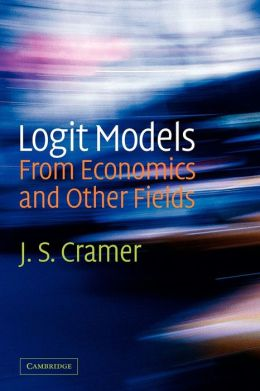 Logit Models from Economics and Other Fields