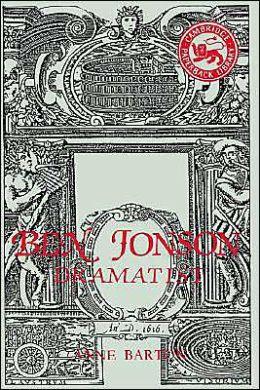 Ben Jonson: Dramatist