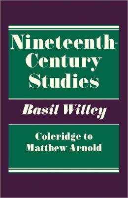 Nineteenth Century Studies: Coleridge to Matthew Arnold