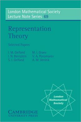 Representation Theory: Selected Papers