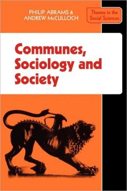 Communes, Sociology and Society