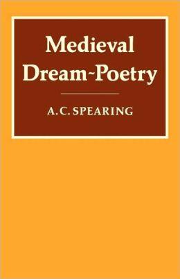 Medieval Dream-Poetry