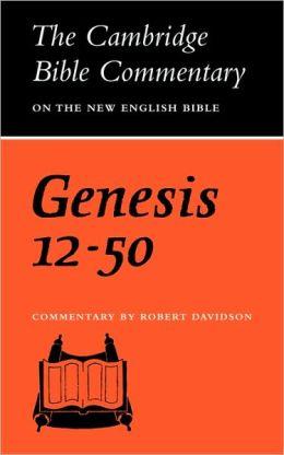 Genesis 12-50