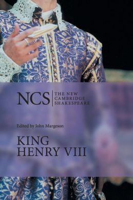 King Henry VIII (The New Cambridge Shakespeare series)