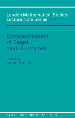 Compactification of Siegel Moduli Schemes