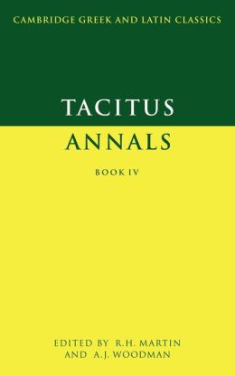 Tacitus: Annals Book IV
