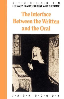 The Interface between the Written and the Oral