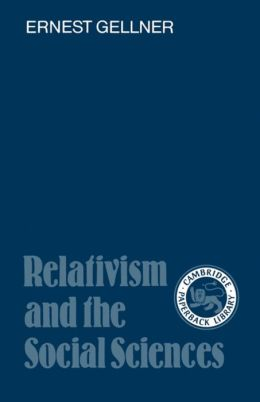 Relativism and the Social Sciences