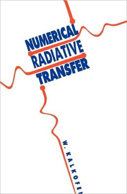 Numerical Radiative Transfer