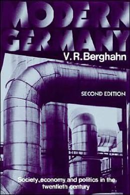 Modern Germany: Society, Economy and Politics in the Twentieth Century