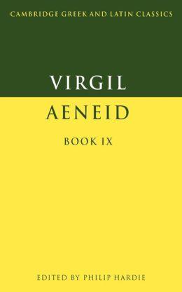 Virgil: Aeneid Book IX
