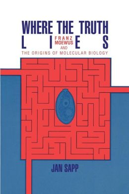 Where the Truth Lies: Franz Moewus and the Origins of Molecular Biology