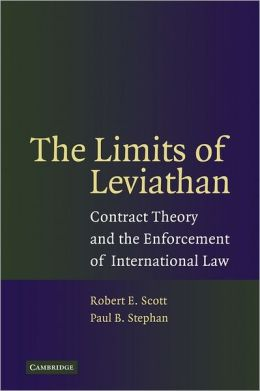 The Limits of Leviathan: Contract Theory and the Enforcement of International Law