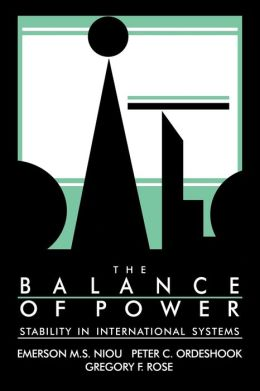 The Balance of Power: Stability in International Systems