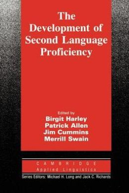 The Development of Second Language Proficiency