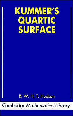 Kummer's Quartic Surface