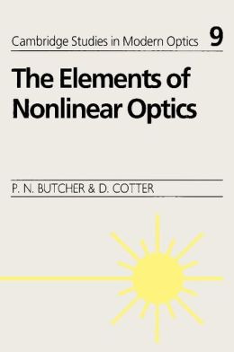 The Elements of Nonlinear Optics