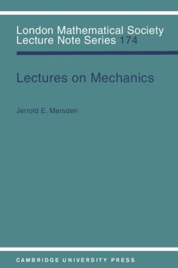 Lectures on Mechanics