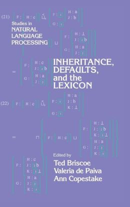 Inheritance, Defaults and the Lexicon