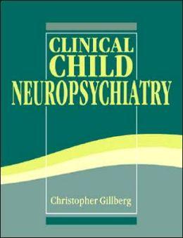 Clinical Child Neuropsychiatry