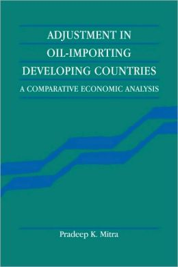 Adjustment in Oil-Importing Developing Countries: A Comparative Economic Analysis
