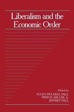 Liberalism and the Economic Order: Volume 10, Part 2