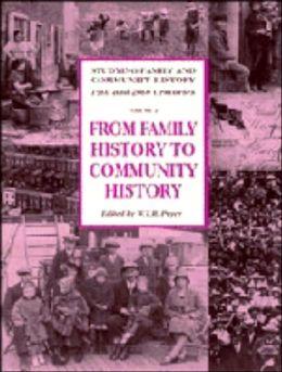 From Family History to Community History