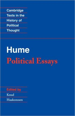 Hume: Political Essays