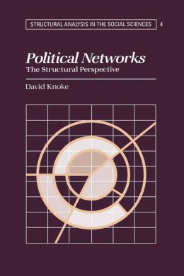 Political Networks: The Structural Perspective