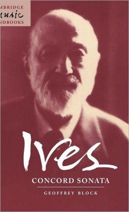 Ives: Concord Sonata: Piano Sonata No. 2
